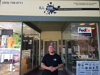 Ill Ink Graphic Printing Studio